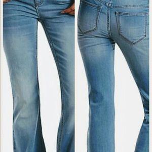 "Refuge ""Be Amazing"" flare jeans"